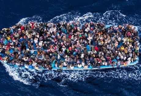 Immigration Crisis: The Collapse of the Post-Colonial State